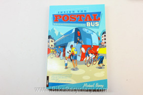 Inside the Postal Bus, By Michael Barry - Paperback Cycling Book NEW