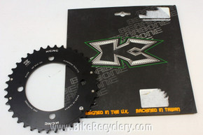 KCNC Blade MTB Chainring: 38t x 104mm BCD Black NEW