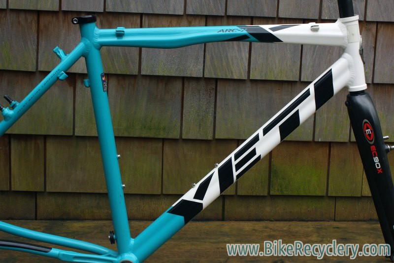 Yeti ARC-X Cyclocross Frame: Easton EC90 Fork, Medium, Nearly Unused ...