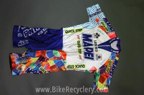 Colnago Team Issue Mapei Skinsuit: Latexco-Sportful-Bricobi, M/L or L, RARE