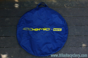 "Mavic Cosmic Wheel Bag: 700c / 27.5"" / 26"", Blue"