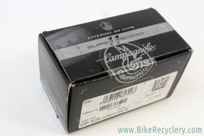 Campagnolo Super Record 11sp Ultra-Torque Outboard Bearing Cups: OC9-SRG, BC (British) NEW
