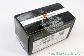 Campagnolo Super Record 11sp Ultra-Torque Outboard Bearing Cups: EPS Compatible, OC12-SRG, BC (British) NEW