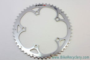 NOS Campagnolo 10 Speed UD Chainring: 52T, 135mm, Silver