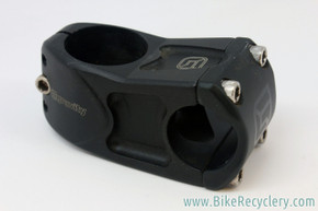 "FSA Gravity DH Stem: 1.5"", 60mm x 31.8mm, 10 Degree, CNC Milled, Black"