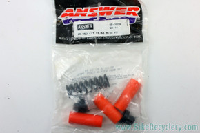 Vintage Manitou Elastomer Rebuild Kit: 1998 SX / SX R / SX RR - Medium (Stock)