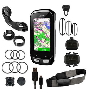 Garmin Edge 1000 GPS Performance Bundle: NEW