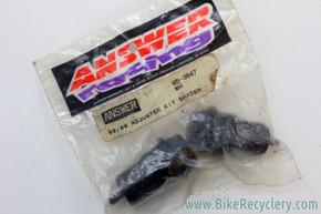 NIB/NOS Vintage 1998/99 Manitou Spyder Top Cap / Adjusters (pair)