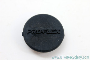 NOS Proflex Swing Arm Cap / Plug: Black Rubber