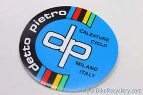 NOS Detto Pietro Bicycle Company Sticker