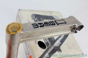 "NIB/NOS Club Roost I-Beam Quill Stem: 1990's CNC Era - Super Stiff - 1"" - 150mm x 25.4mm"