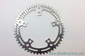 Stronglight Drilled 122mm BCD Chainring: 49t (MINT)