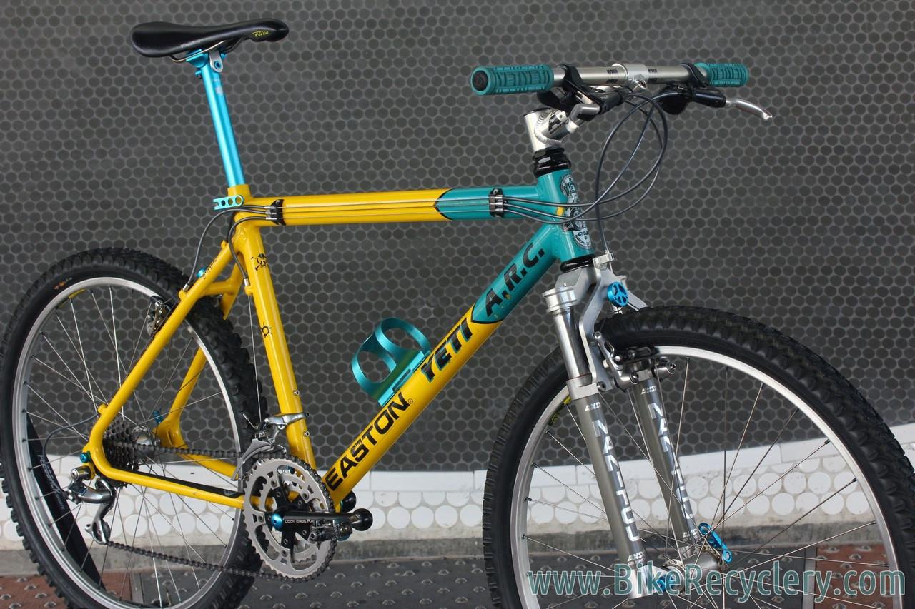 1992 Vintage Yeti ARC Mountain Bike: 19.5\