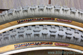 Vintage Specialized Ground Control S UmmaGumma Tires: 26 x 1.95 - FOLDING - Gumwall - Grey (Barely Used)