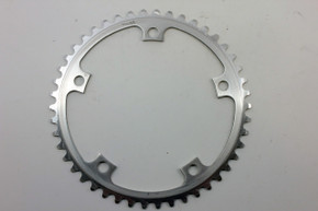 Vintage Avocet Strada Chainring: 46T x 144mm BCD (Mint)