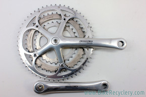 Campagnolo Chorus 10 Speed Triple Crankset: 175mm - 53/42/30t  - RARE