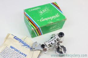 NOS/NIB Campagnolo 980 Rear Derailleur: 1980's