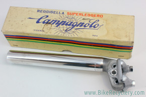 NIB/NOS Campagnolo Nuovo Record Superleggero Seatpost: 2-Bolt - 26.4mm