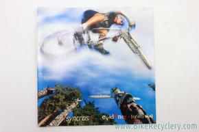 1996 Syncros Catalog (MINT)
