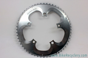 Shimano Dura Ace 7800 TT Chainring: 56t - 130mm - 9/10 Speed - E Type (20 mies)