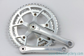 Campagnolo Triomphe / Victory Crankset: 170mm - 52/42t - 7mm Self Extracting Bolts