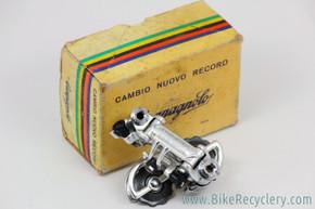 NIB/NOS Campagnolo Nuovo Record Rear Derailleur: Pat 1984 (Take-Off)
