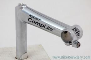 "NIB/NOS Ritchey Comp Lite Quill Stem: 1"" - 120mm x 26mm - Silver"