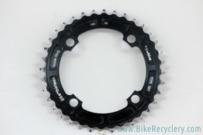 eThirteen The Hive Guide Ring Chainring: 36t x 104mm - Black