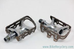 Suntour XC Pro Pedals: WTB Grease Guard - PL-XP01 - Bronze (Near Mint+)