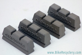 NOS Campagnolo Nuovo / Super Record / Victory Brake Pads: Grey (set of 4)