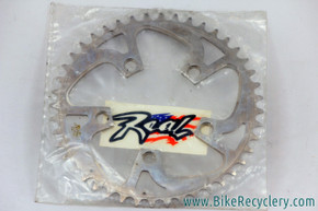 NIB/NOS REAL Chainring: 44t x 94mm - Nickel Plated - 1990's / 2000's