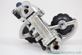 Campagnolo Nuovo Record Rear Derailleur: Patent 1972 (Near Mint Show Bike Worthy)
