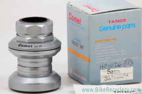 "NIB/NOS Tange Sekai Comet CT-32 Threaded Headset: 1"" - 26.4mm"