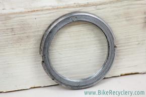 Vintage Campagnolo Track Lockring: Steel - #743 - Italian Thread - <C>