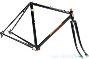 1982 Bruce Gordon Custom Frame / Fork: 51cm x 48cm - Columbus SL - Fastback Stays - All Documents