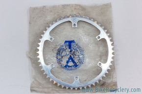 "TA Professional REF P209 Track Chainring: 6-Bolt - 1/8"" - 52t - 152mm (used)"