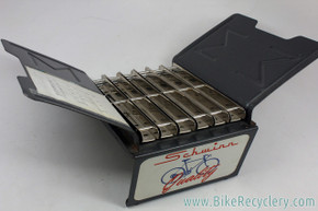 Schwinn Dealer Catalog Rack Countertop Display: 1960's / 1970's (RARE)