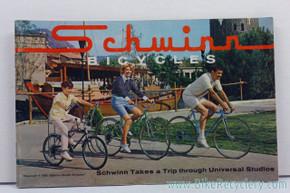 1967 Schwinn Consumer Catalog / Brochure (mint)
