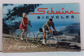 1968 Schwinn Consumer Catalog / Brochure (mint)