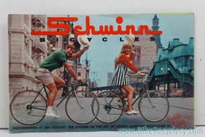 "1969 Schwinn Consumer Catalog / Brochure - ""Hello Dolly"""