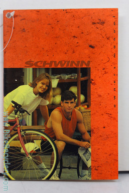1991 / 1992 Schwinn Road/MTB Owners Manual