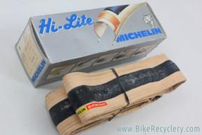 NIB/NOS Michelin Hi-Lite Road 2 Gumwall Tire: 700 x 23c - Clincher