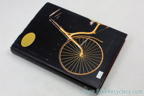 Bicycle: The History by David V. Herlihy - SIGNED COPY - HARDCOVER Book