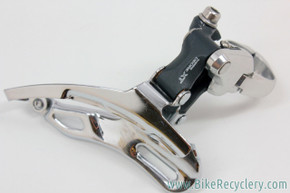 NOS Shimano XT FD-M738 Front Derailleur: 31.8mm - Bottom Pull / Swing (take off)