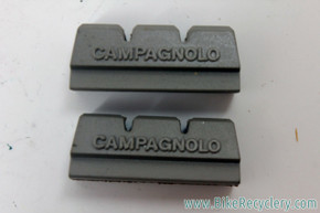 NOS Campagnolo Nuovo / Super Record / Victory Brake Pads: Grey (Pair)