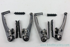 Shimano XTR V- Brake Set: BR-M950 - New Pads (EXC)