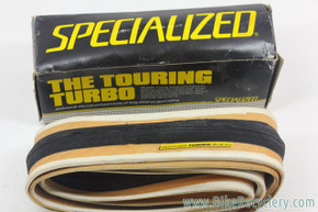 NIB/NOS Specialized Turbo Touring Road Tire: 700x28mm - Gumwall - Folding