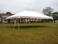 20 x 30 West Coast Frame Tent Rental