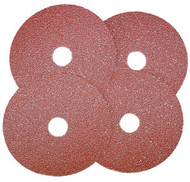 "7""x7/8"" 24 Grit Resin Fiberglass Sanding Disc"