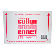 Gold Medal Floss Cones (Pack of 4000) Case